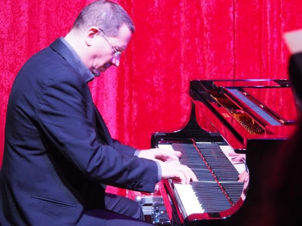 Chris Jarrett, Kulturforum Altrip, 17. Januar 2015