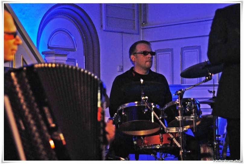 Krzysztof Kossowski, Drums-Percussion