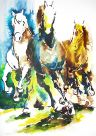 3 Pferde