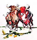 Happy Bulls